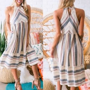 LIZZIE Striped Dress